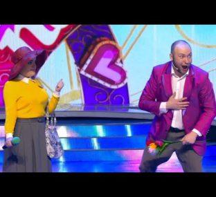 "КВН Громокошки  - Липецкий мужчина на передаче ""Давай поженимся"""