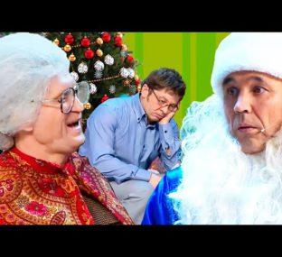 Дед Мороз и Сноуден