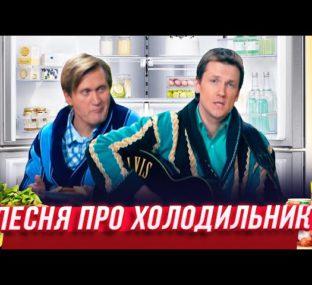 Песня про холодильник — Уральские Пельмени |  Владивосток