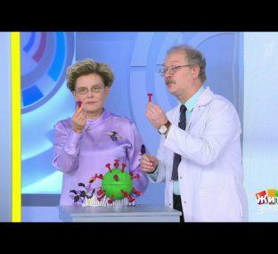 Новый тест на коронавирус. Жить здорово! 02.10.2020