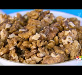 Грецкие орехи - для мозга и не только. Жить здорово!  21.10.2020