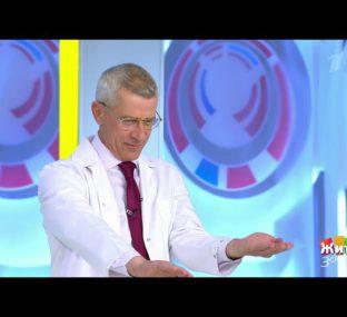Минута здоровья: вертим руками - укрепляем память. Жить здорово!  08.09.2020