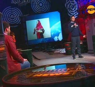 Бабкина vs Кадышева (Бункер News РЕН-ТВ)