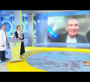 Бари Алибасов: год после ожога пищевода. Жить здорово!  08.09.2020