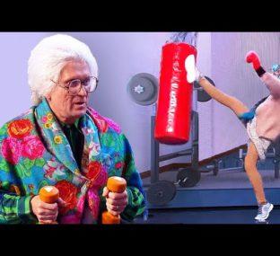 Бабушки на фитнесе  – Лето - это маленькая жесть (2019)
