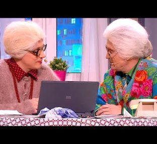 Бабушки и компьютер  - Азбука Уральских Пельменей - С (2020)