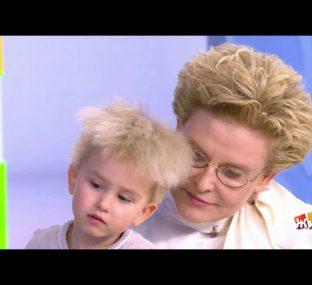 Синдром нерасчесанных волос. Жить здорово! 05.11.2020