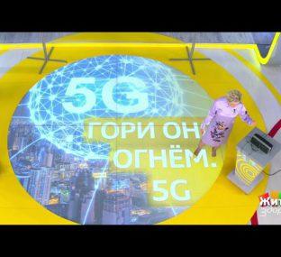 Вышки 5G: опасны или нет? Жить здорово!  15.09.2020