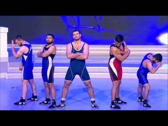 КВН Борцы - 2019 Голосящий КиВиН
