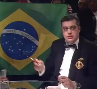 Что? Где? Когда? – Вопрос о бразильском флаге (03.06 2006)