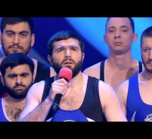 КВН 2019 Высшая лига Первая 1/8 - Биатлон