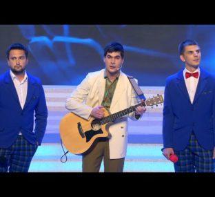 КВН Плюшки имени Ярослава Мудрого - Песня про КиВиН